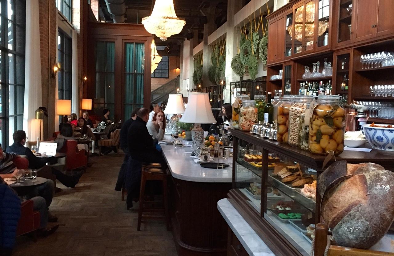 Most Fashionable Restaurants
