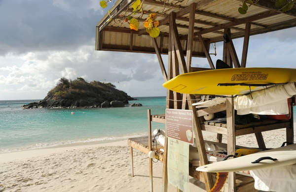 Top Six Places to Snorkel Trunk Bay