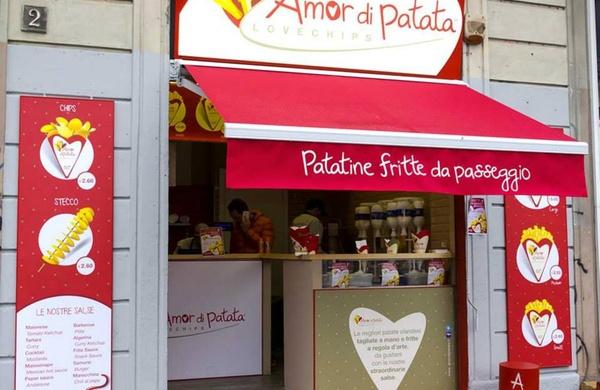 Amor Patata Milano