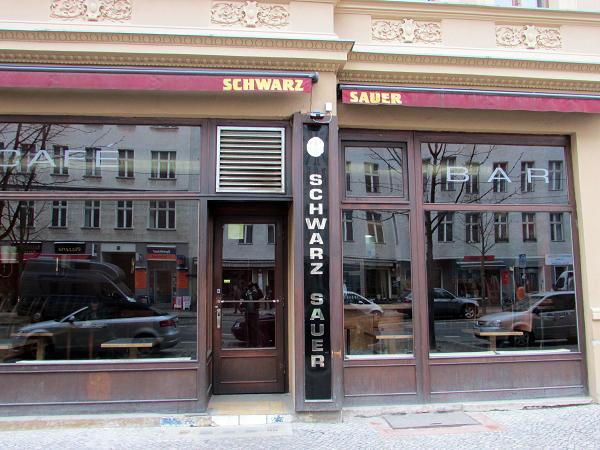 Schwarz-Sauer