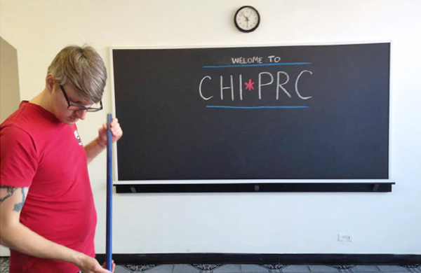 The New Printer's Row: CHI PRC Rewrites the Book on Self-Publishing