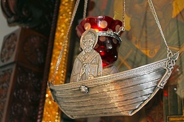 chiesa russa bari
