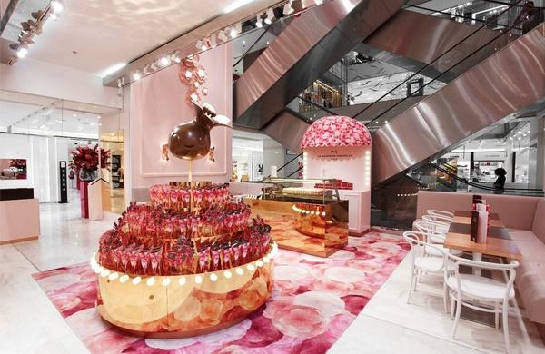 Chocolaterie Paris La maison du Chocolat