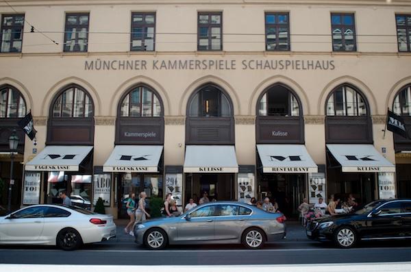 Vorhang auf für Münchens Theater ( 1. Teil - Die großen Häuser )