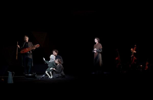 Théâtre Paris Bouffes du Nord