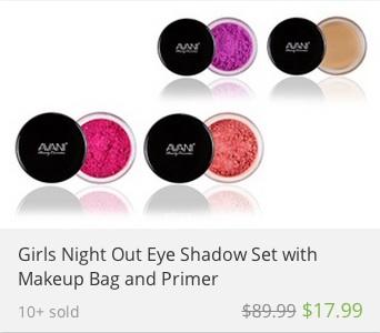 deal widget eyeshadow 342c300