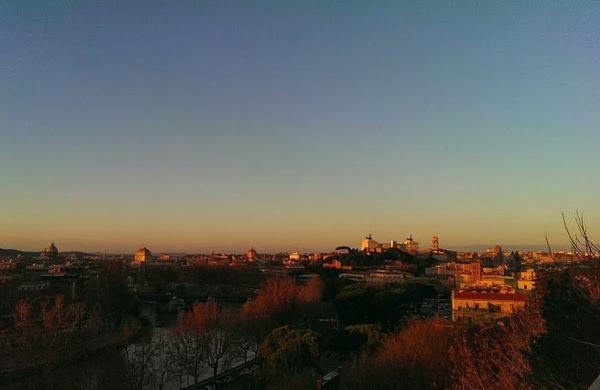 3 punti panoramici da dove vedere Roma dall'alto