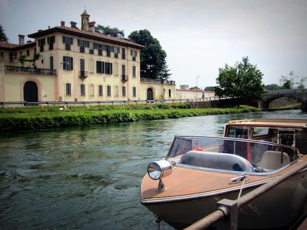 L'Antica Osteria del Ponte a Cassinetta di Lugagnano