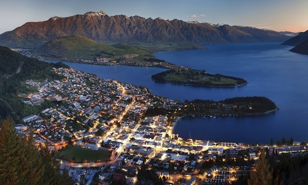 Top 10 International Travel Destinations New Zealand 600c360