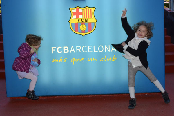 Camp Nou Futbol Club Barcelona