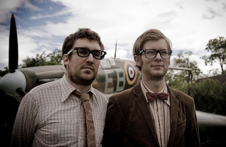 Public Service Broadcasting Gives a History Lesson You Can Dance To