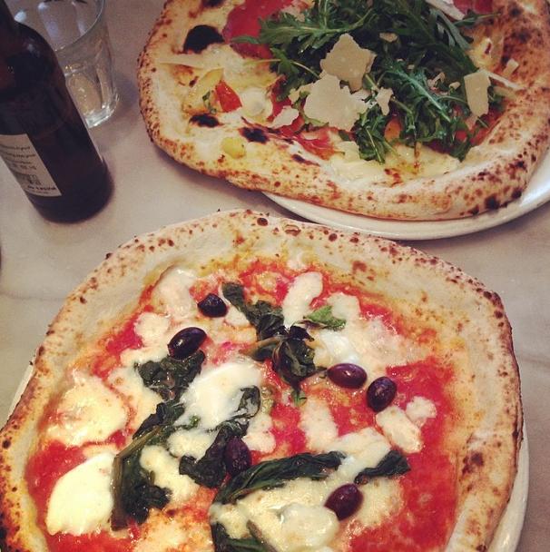 pizza Londra