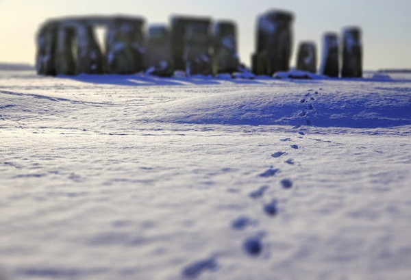 Freezing Temperatures Continue To Grip The Nation
