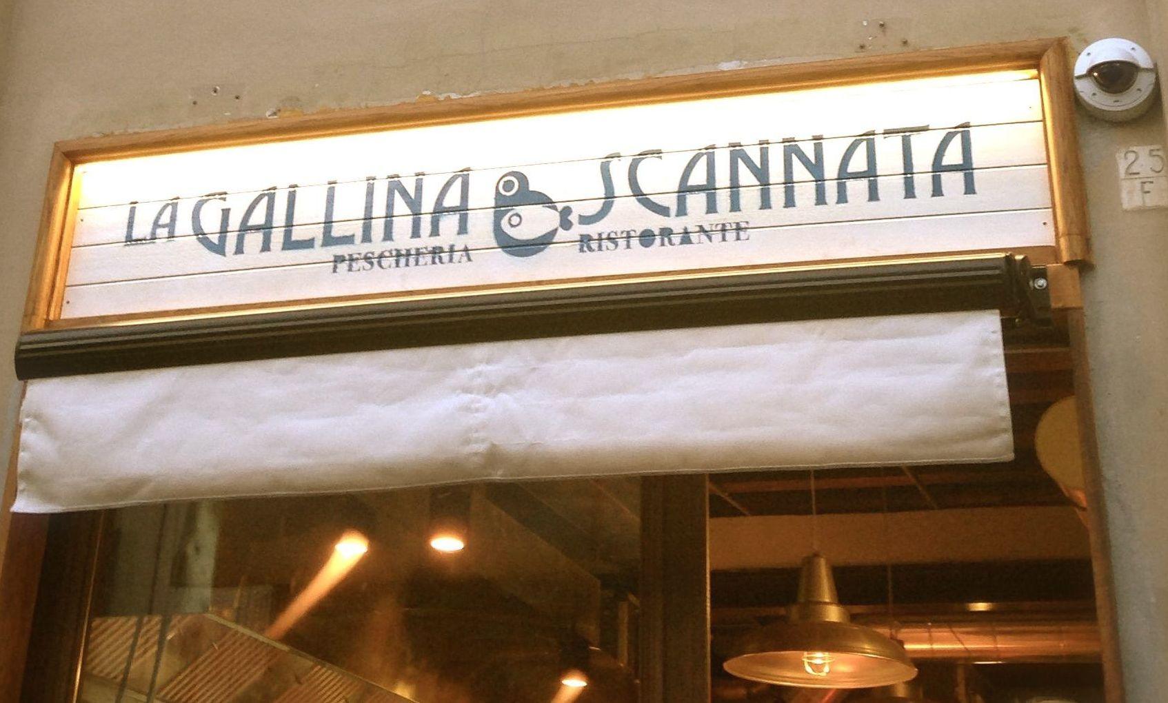 La Gallina Scannata, la costola sfiziosa di Scannabue a Torino
