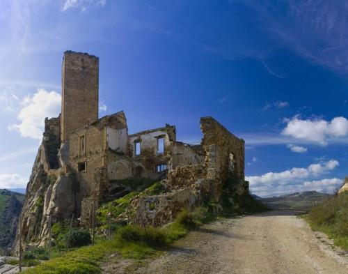 castello Morgantina