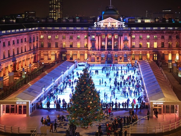 The Best Ice Skating London Has to Offer