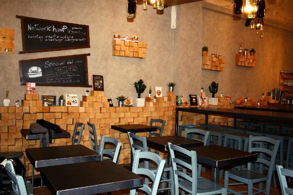 HamP, l'hamburgheria di Puglia a Bari