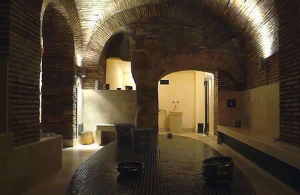 L'hammam AcquaMadre di Roma, un viaggio per ritrovare armonia