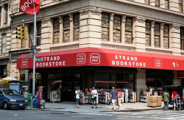 Educational Activities for Summer Vacation Strand Bookstore