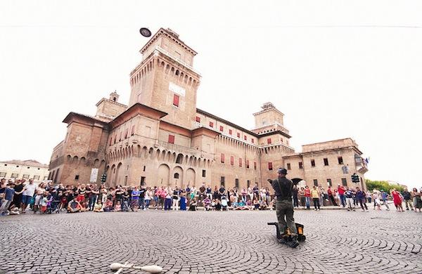 Ferrara Buskers Festival, il festival della musica di strada