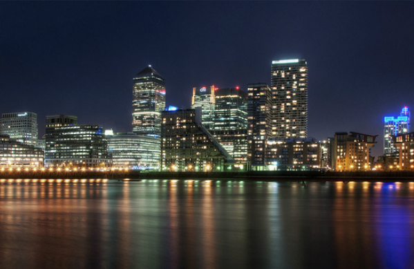 Canary Wharf Restaurants - Where to Eat?