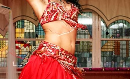 danza ventre roma