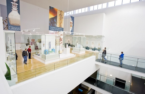 From Dinosaurs to Dior: Belfast's Ulster Museum