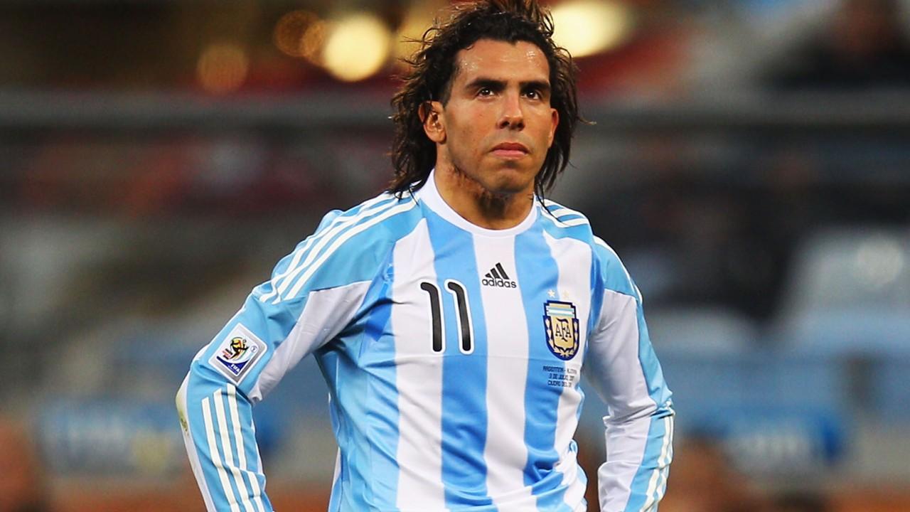 tevez argentina