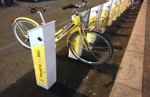 [To]Bike, il servizio di bike sharing a Torino