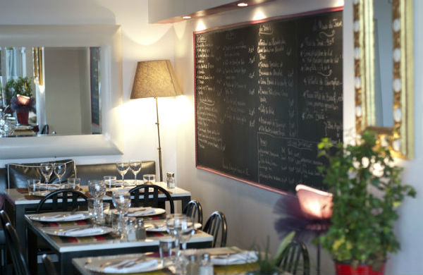 Restaurant la robe a bordeaux