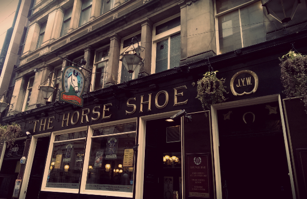 24 Hours in Glasgow -Pubs