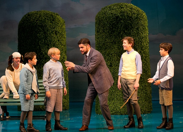 Neverland Musical American Repertory Theater Boston