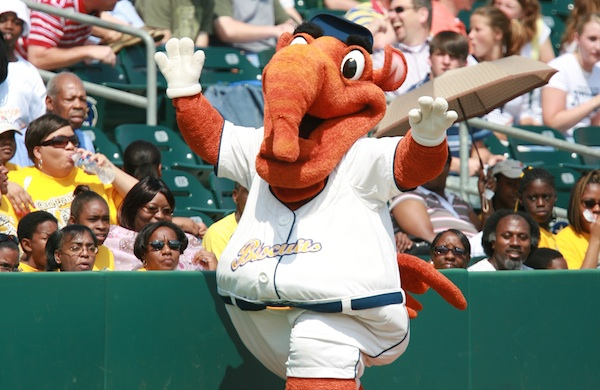 How the Strangest Minor League Baseball Mascots Are Made