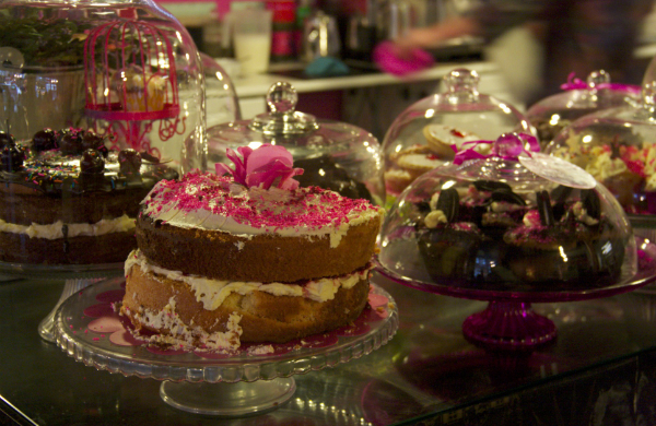 Once Upon a Tart: A Tale of Tempting Treats in Magical Surroundings