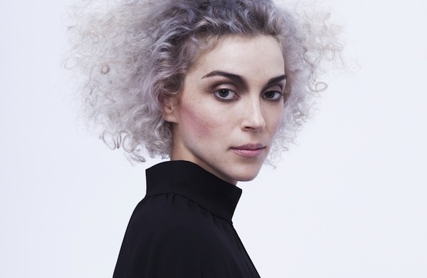 Not Even St. Vincent Knows What Will Happen Onstage