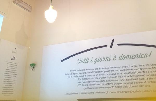 500 Calorie, a Torino il ristorante per la pausa pranzo senza sensi di colpa