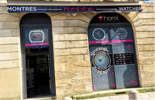 Horel Store habille vos poignets avec des montres design