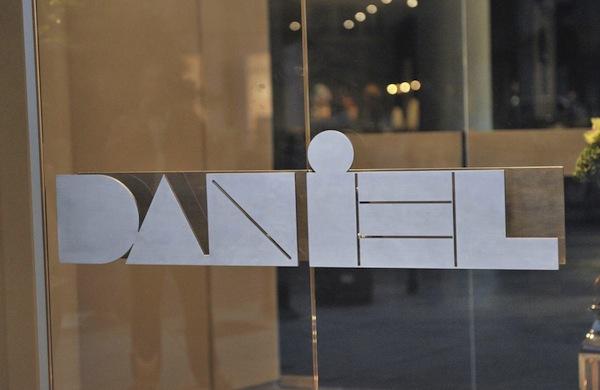 Daniel, il ristorante con la cucina contemporanea di Daniel Canzian a Milano