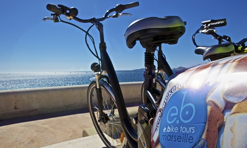 E-bike Tour Marseille