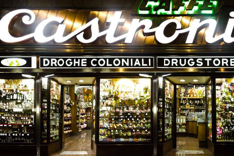 Castroni, i punti vendita di Roma per veri foodies