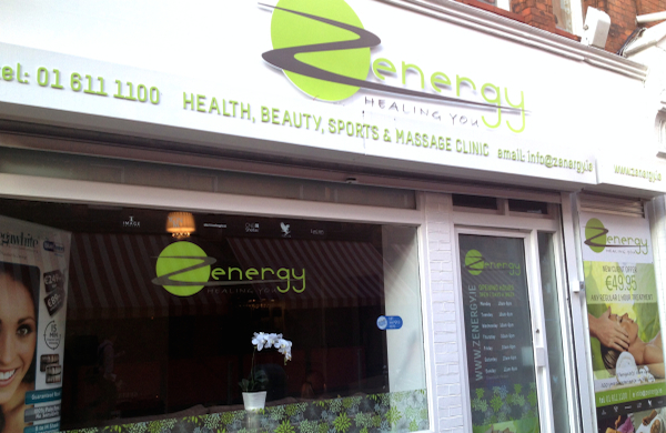 Interview with Zenergy - Health and Beauty Clinic Dublin