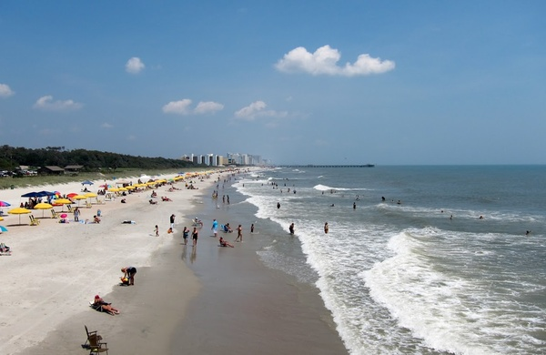 Surfside Beach Myrtle Beach South Carolina