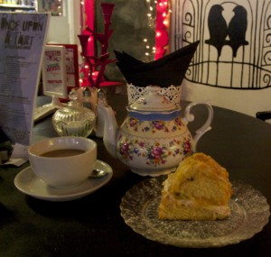 Tea and Cake at Once Upon a Tart