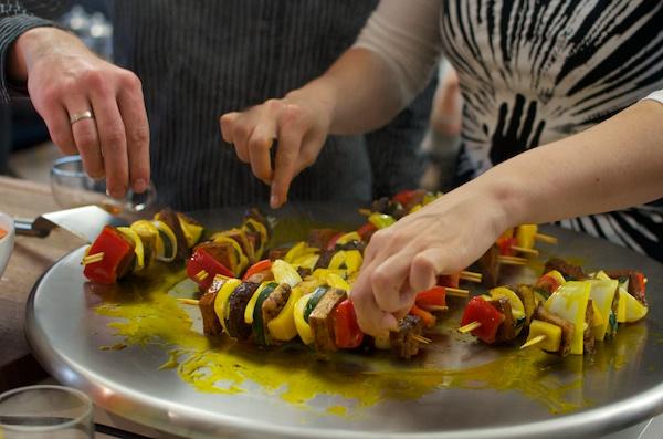 Vegane Restaurants und Kochkurse in München