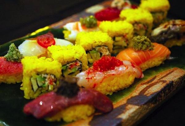 sushi milanese