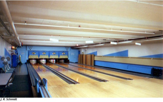 Rolling Oldies: Chicago's Oldest Bowling Alleys