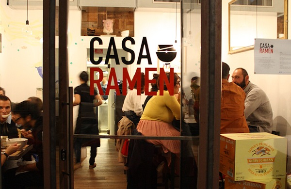 Casa Ramen: a Milano come in Giappone