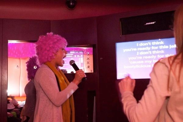 Karaoke in Glasgow