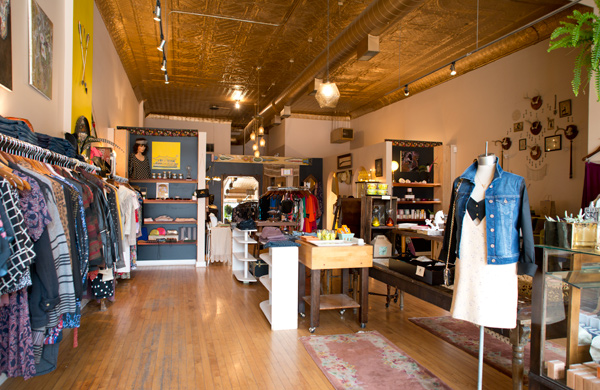 Five Finds at Wicker Park Boutique Eskell