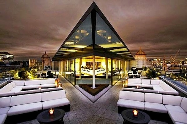 rooftop bar london